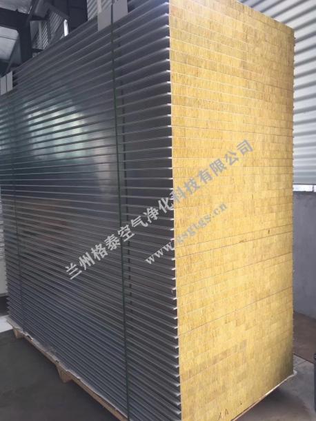甘肃净化工程-机制中空玻镁板