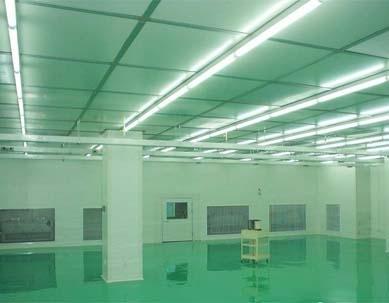 洁净室净化工程洁净度如何检测