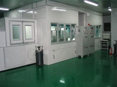 某疫苗生产车间的暖通系统设计