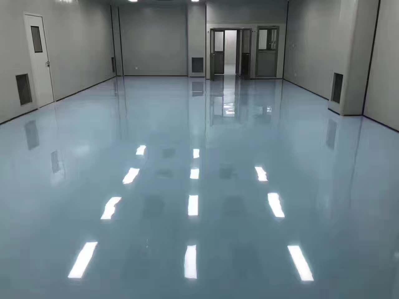 无菌室净化