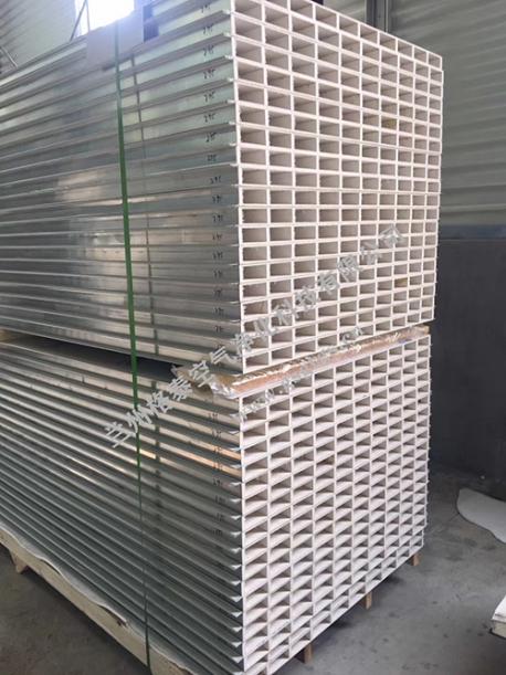 机制中空玻镁彩钢板